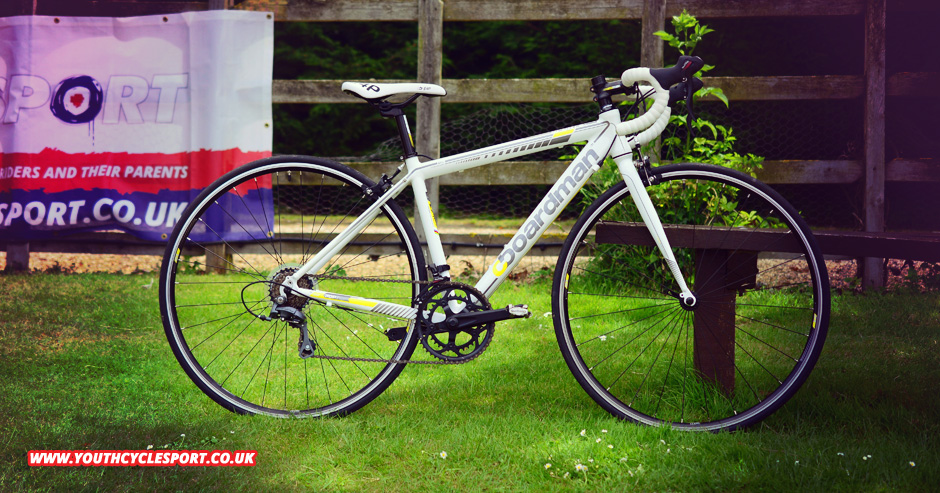 Review Boardman Sport E Road Youth Cycle Sport